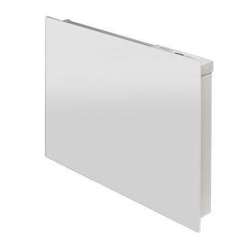Dimplex GFP100WE 1Kw Glass Fronted Panel Heater White image 1